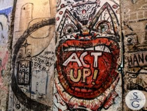 Act-Up-Berlin-Wall-Newseum-DC